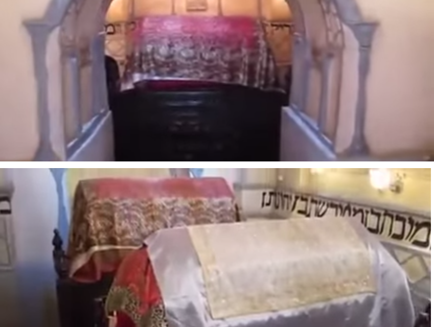 A rare visit to Mordechai and Esther site in Hamedan, Iran (Video)