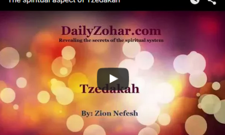 The spiritual aspects of Tzedakah and righteousness
