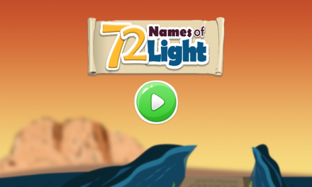 Announcing – The 72 names of Light